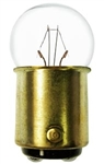 #1224 Miniature Bulb Ba15d Base, G6 DC BAY 32.0V .16A 3.8CP,#1224, 1224, #1224 Bulb, #1224 Lamp, #1224 Miniature Lamp, #1224 Indicator, EIKO# 40234