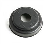 "Grote 42312 2.5"" Round Grommet Adapter For Micronova® Dot Lamps,Peterson# 176-16, Grote #42312"