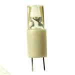 LE-BP-12W G3.17 Bi-Pin Base, JKL #LE-BP-12W, LE-BP-12W Miniature Bulb