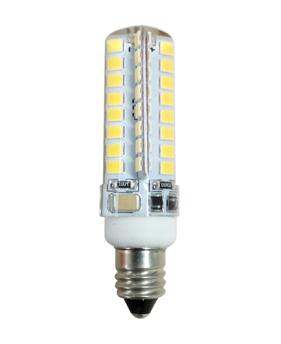 Led 2835 51 E11 Bulb 3 5 Watt 110 130v E11 Base Dimmable