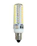 LED-2835-64-E12 | Bulb 3.5 Watt 110-130V E12 Base Dimmable, LED #2835-64-E12 LED, waterproof LED 2835-64-E12