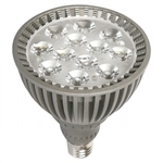 LEDPAR38-20W/32K (20W PAR38 LED 3200K 120V) E26 BASE, LED PAR38 FLOOD, L.E.D. FLOOD LIGHT