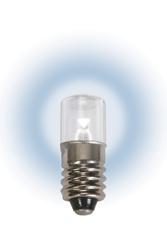 Lm1006ms W Led Miniature Bulb E10 Base T3 1 4 6 3v 0 47w Mini Screw White 2fnj2 448388