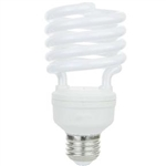 PL23SE/64K 23W 6400K DAYLIGHT MINI COIL LIGHT E26 BASE, PL23SE/64K 23W 6400K MINI COIL LIGHT E26 BASE, SPIRAL BULB, COIL BULB, COIL, CFL, ENERGY SAVING BULB, FLUORESCENT RETROFIT