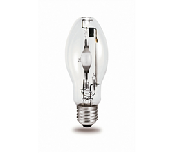 MH100-U-MED-PS-Philips 137513 - Metal Halide Protected MH suitable for open-rated fixtures. 4000K, 15000 Hour