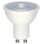 6.5MR16/LED/40'/40K/120V/GU10, Satco #S9384, Satco LED MR16 #S9384, Satco 6.5MR16/LED/40'/40K/120V/GU10