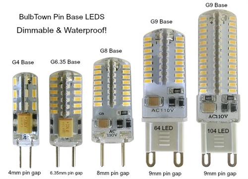 LED Landscape Light Bulbs come in a variety of voltage from 12 to 24 volt  and 110 to 130 volt. BulbTown LED landscape light bulbs are dimmable and  are ... - LED Landscape Light Bulbs
