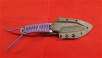 Custom Gerber Bear Grylls Paracord knife kydex sheath