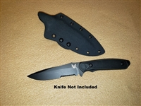 Custom Kydex Sheath for Benchmade Protaganist
