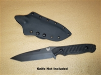 Custom Kydex Sheath for Benchmade Nimravis Tanto