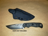 Custom Kydex Sheath for the Tops Tex Creek
