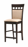 Coaster 100219 COUNTER HT CHAIR (Pack of 2)