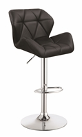 Coaster 100425 ADJUSTABLE BAR STOOL (Pack of 2)