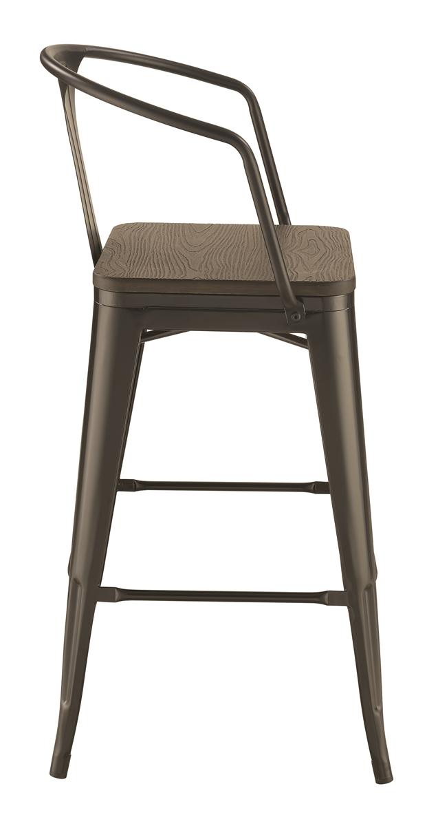 Prime Chicago Zone 100737 Industrial Bar Stool Lamtechconsult Wood Chair Design Ideas Lamtechconsultcom