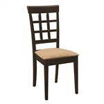 Coaster 100772 DINING CHAIR (Pack of 2)