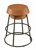 Atlanta Zone Item-Coaster 100907 COUNTER HEIGHT STOOL (Pack of 2)