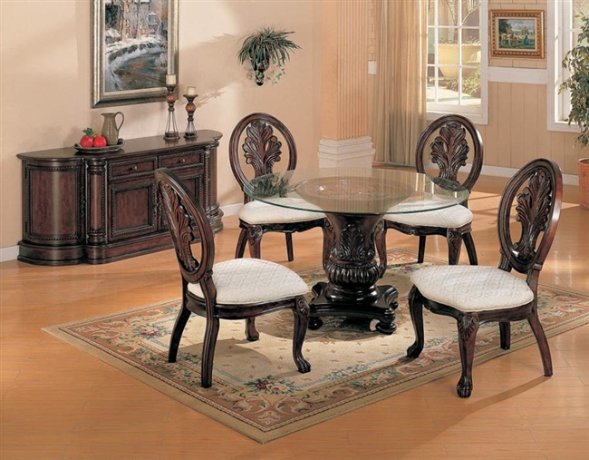 Coaster 101030 DINING TABLE BASE ONLY