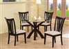 Coaster 101072 DINING CHAIR (Pack of 2)