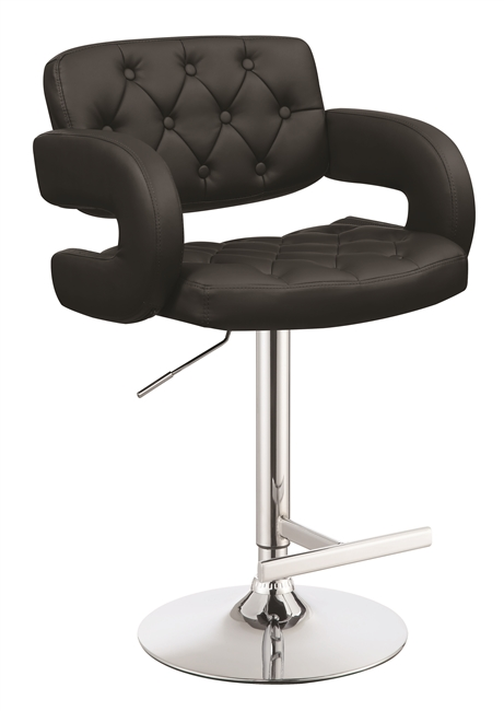 Coaster 102555 ADJUSTABLE BAR STOOL