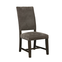 Fort Worth-TX Zone Item-Coaster 102819 PARSON CHAIR (Pack of 2)