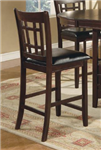 Coaster 102889 COUNTER HT CHAIR (Pack of 2)
