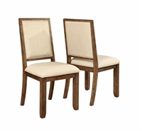 Coaster 105522 SIDE CHAIR (Pack of 2)