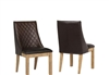 Coaster 107222 DINING CHAIR (Pack of 2)