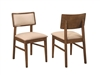 Coaster 107252 DINING CHAIR (Pack of 2)