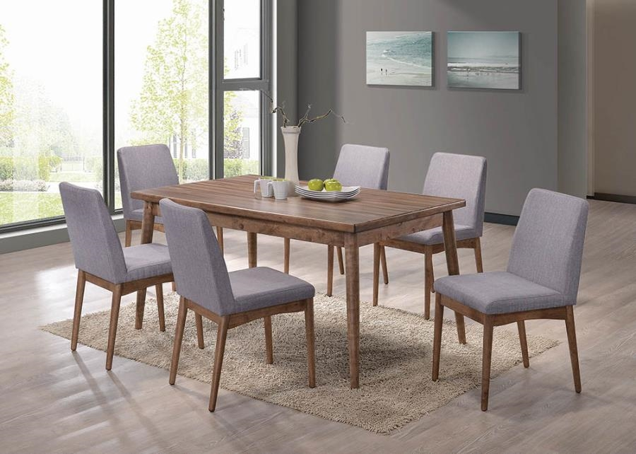 Fort Worth Tx Zone Item Coaster 107321 Dining Table