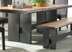 Atlanta Zone Item-Coaster 107801 DINING TABLE