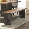 Atlanta Zone Item-Coaster 107803 DINIG BENCH
