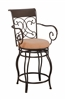 Coaster 120020 COUNTER HT CHAIR
