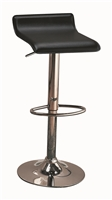 Coaster 120390 ADJUSTABLE BAR STOOL (Pack of 2)