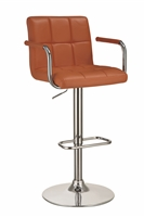 Coaster 121098 ADJUSTABLE BAR STOOL
