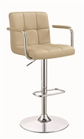 New Jersey Zone Item-Coaster 121106 ADJUSTABLE BAR STOOL
