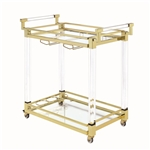 Atlanta Zone Item-Coaster 181000 SERVING CART