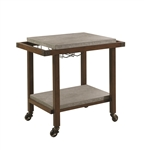 Coaster SERVING CART