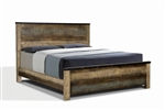 Coaster 205091Q QUEEN BED