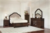 San Francisco-CA Zone Item-Coaster 205280Q QUEEN BED