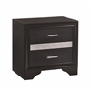 Coaster NIGHTSTAND (BLACK)