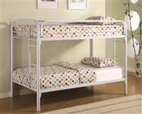 Coaster 2256W BUNK BED