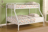Coaster 2258W BUNK BED