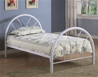 Coaster 2389W TWIN BED