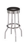 Coaster 2408 29 BAR STOOL (Pack of 2)