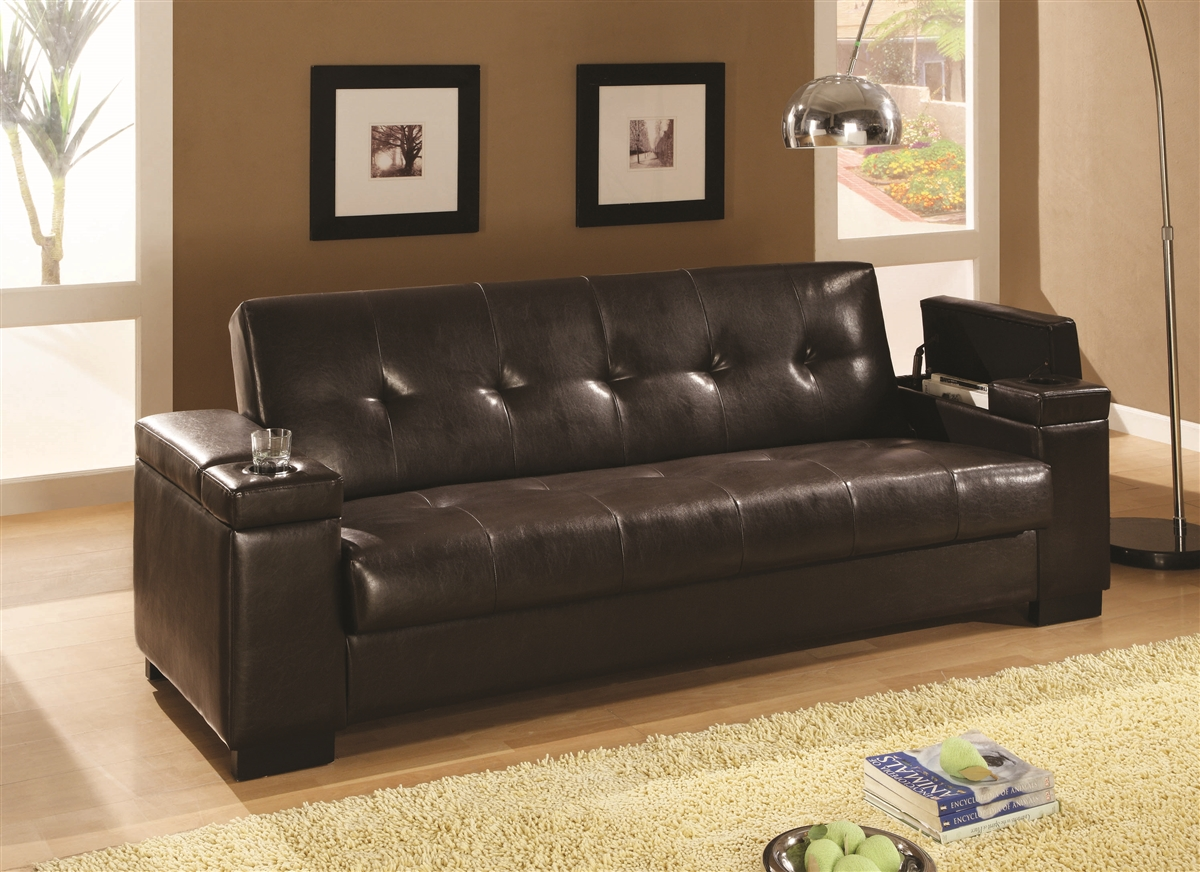 Enjoyable Atlanta Zone Item Coaster 300143 Sofa Bed Pdpeps Interior Chair Design Pdpepsorg