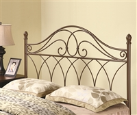 Coaster 300186QF METAL HEADBOARD