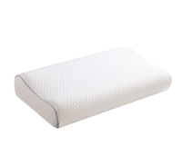 Coaster QUEEN CONTOUR FOAM PILLOW