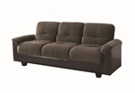 Florida Zone Item-Coaster 360007 SOFA BED