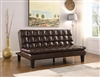 Coaster SOFA BED (BROWN)