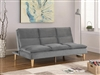 Coaster SOFA BED (GREY)